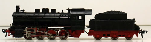 Consignment 1351 - Fleischmann 1351 Steam Locomotive with Tender of the DB