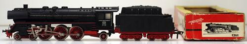 Consignment 1361 - Fleischmann 1361 Steam Locomotive BR 03 of the DB