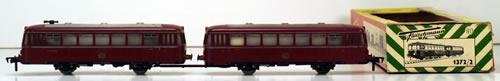 Consignment 1372 - Fleischmann 1372 Diesel Railbus of the DB - Dummy Unit