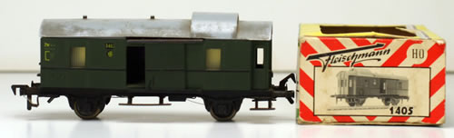 Consignment 1405 - Fleischmann 1405 Baggage Car