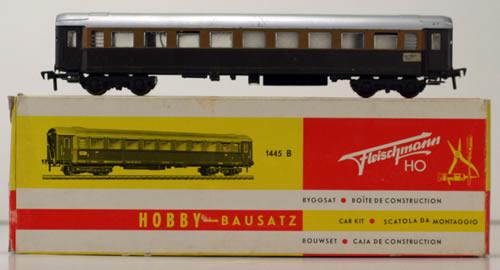 Consignment 1445B - Fleischmann 1445B 1st Class Passenger Coach of the FS