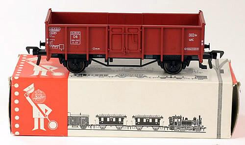 Consignment 1457 - Fleischmann 1457 Open Goods Wagon