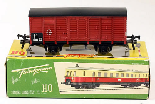 Consignment 1464 - Fleischmann 1464 Box Car
