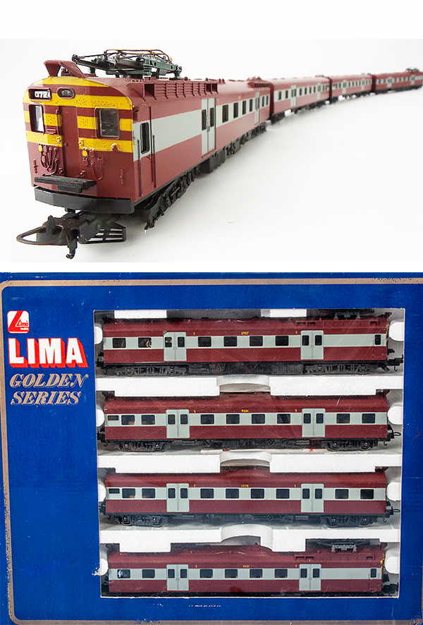 Consignment 149746 - Lima 149746 South African 4pc Electric Passenger Train of the SAR