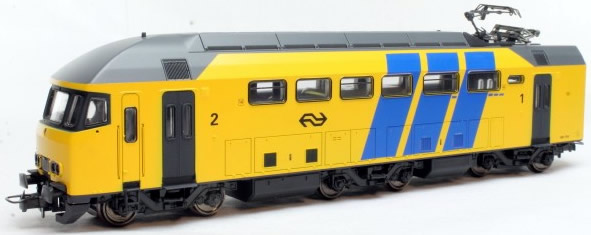 Consignment 1614 - Rivarossi 1614 Dutch Electric Control Car mDDM of the NS