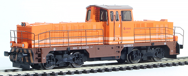 Consignment 208052 - Lima 208052 Spanish Diesel Locomotive 311-001-2 of the RENFE