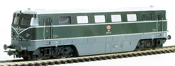 Consignment 208640 - Lima 208640 Diesel Locomotive of the OBB