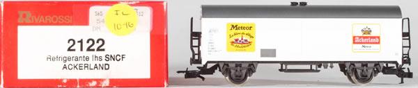 Consignment 2122 - Rivarossi 2122 Beer Car Meteor