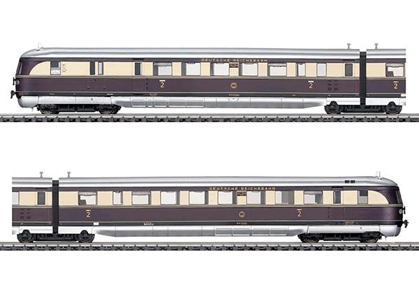Consignment 22010 - Trix DIESEL POWER RAIL CAR TRAIN DRG 04