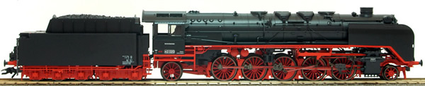 Consignment 22102 - Trix 22102 German Steam Locomotive BR 45 with Tender of the DB