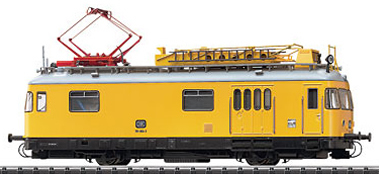 Consignment 22210 - Trix German Electric Maintenance Car BR 701 of the DB (DCC Sound Decoder)