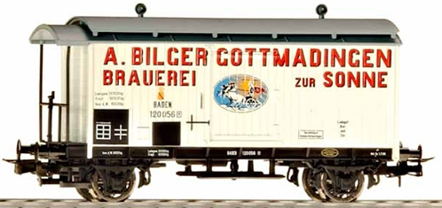 Consignment 224800 - Liliput Beer Wagon, Bilger Brewery, Protective Cover