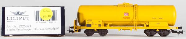 Consignment 225821 - Liliput 225821 Fire Dept. Tank Car