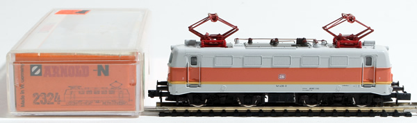 Consignment 2324 - Arnold 2324 German Electric Locomotive 141 439-0 of the DB