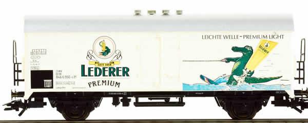 Consignment 23874 - Trix 23874 2pc Beer Car Set Lederer Premium