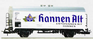 Consignment 23883 - Trix 23883 Hannen Alt Beer Car