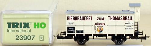 Consignment 23907 - Trix 23907 Thomas Brau Beer Car