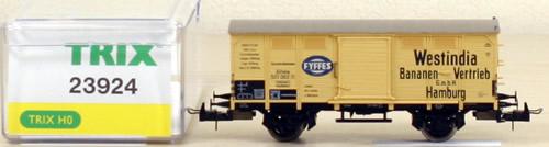 Consignment 23924 - Trix 23924 Westindia Box Car