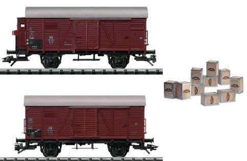 Consignment 24031 - Trix 24031 2pc Tea Transport Car Set