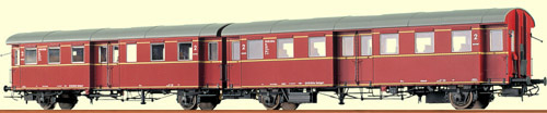 Consignment 2420 - Brawa 2420 Trailer for ET 65