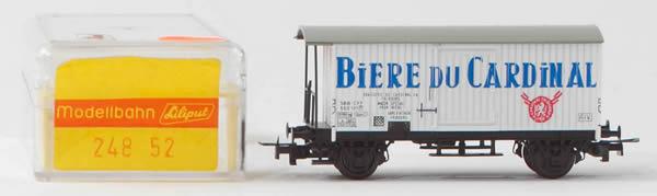 Consignment 24852 - Liliput Beer Car Biere Du Cardinal