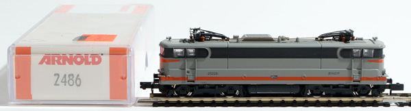 Consignment 2486 - Arnold French Electric Locomotive BB 25225