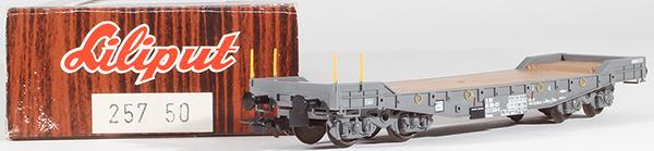 Consignment 25750 - Liliput 25750 Transport Wagon