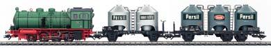 Consignment 26504 - Marklin DIGITAL FIRELESS TRAIN SET