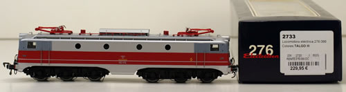 Consignment 2733 - Electrotren 2733 Electric Locomotive of the RENFE