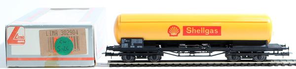 Consignment 302904 - Lima 302904 Shellgas Tank Car