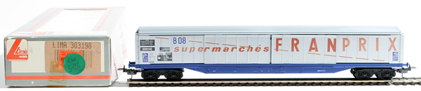 Consignment 303198 - Lima 303198 Container Car Supermarches FRANPRIX