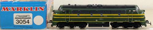 Consignment 3066 - Marklin 3066 Diesel Locomotive