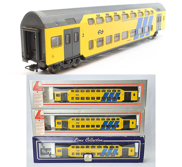 Consignment 309187 - Lima 309187 Add on Double Decker Passenger Coach