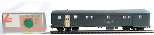 Consignment 309324 - Lima 309324 Baggage Car