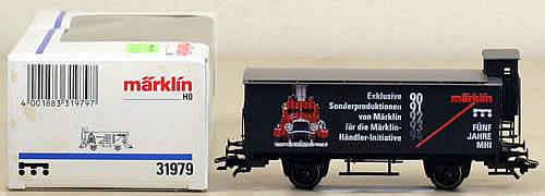 Consignment 31979 - Marklin 31979 Special Car