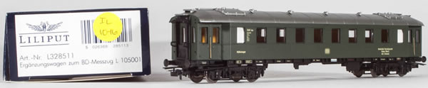 Consignment 328511 - Liliput 238511 Passenger Coach