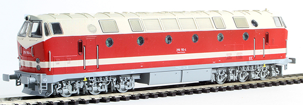 Consignment 33100 - Gutzold 33100 German Diesel Locomotive BR 219 of the DR
