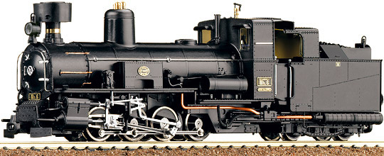 Consignment 33260 - Roco 33260 Austrian Steam Locomotive Mh6 of the OBB