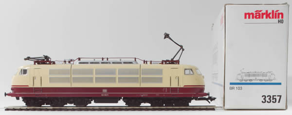 Consignment 3357 - German Electric Locomotive Br103 of the DB