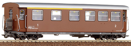 Consignment 34003 - Roco 1st/ 2nd Class Passenger Car Mariazeller AB brown