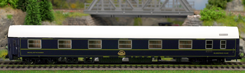 Consignment 3542 - Rivarossi 3542 Dutch MU 61 66 72-80 Coach