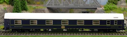 Consignment 3542 - Rivarossi 3542 Dutch MU 61 66 72-80 Coach