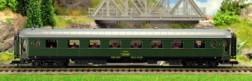 Consignment 3565 - Rivarossi 3565 2nd Class RENFE Coach