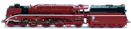 Consignment 36027 - Roco 36027 Steam Locomotive BR 18 201 DB AG