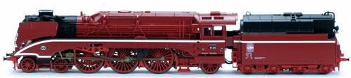 Consignment 36027 - Roco 36027 Steam Locomotive BR 18 201 DB AG