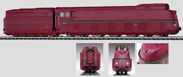 Consignment 37050 - Marklin 37050 Streamlined BR05 Express Locomotive, 2004 Insider Model