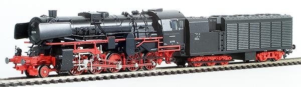 Consignment 37171 - Marklin 37171 - Steam Locomotive w/Condensor Tender BR 52 K