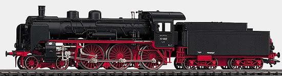 Consignment 37190 - Marklin 37190 German BR 17 Express Locomotive