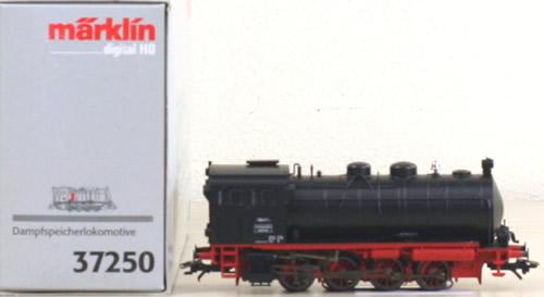 Consignment 37250 - Marklin 37250 Fireless Steam Locomotive