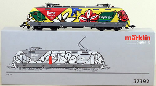 Consignment 37392 - Marklin 37392 Electric Locomotive BR101